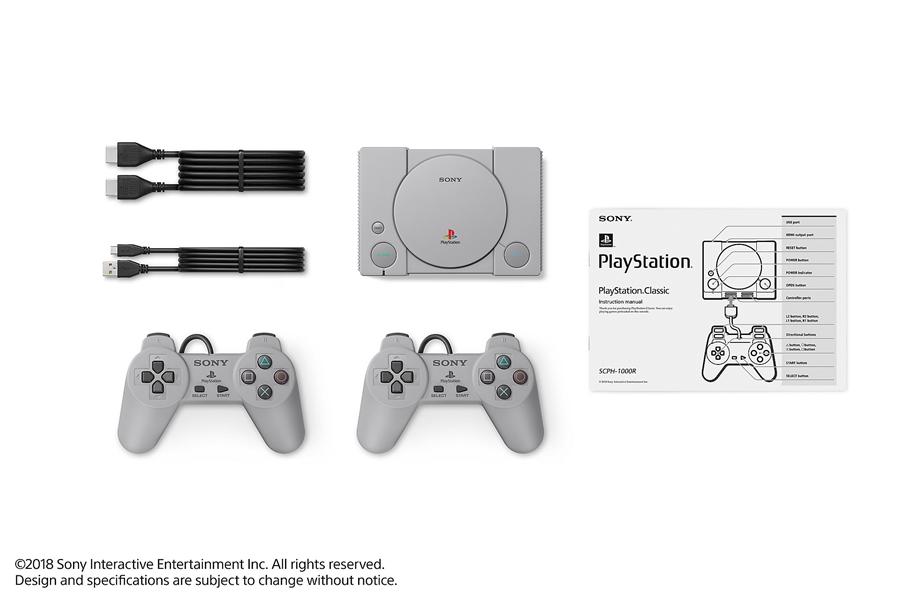 psx mini 10 1 - PSX Mini nadchodzi za sprawą PlayStation Classic!
