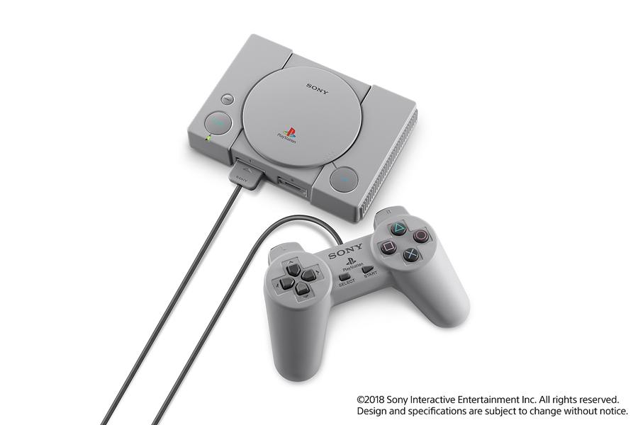 psx mini 12 - PSX Mini nadchodzi za sprawą PlayStation Classic!