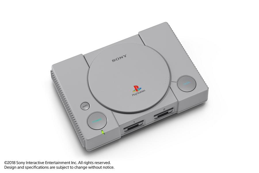 psx mini 15 - PSX Mini nadchodzi za sprawą PlayStation Classic!