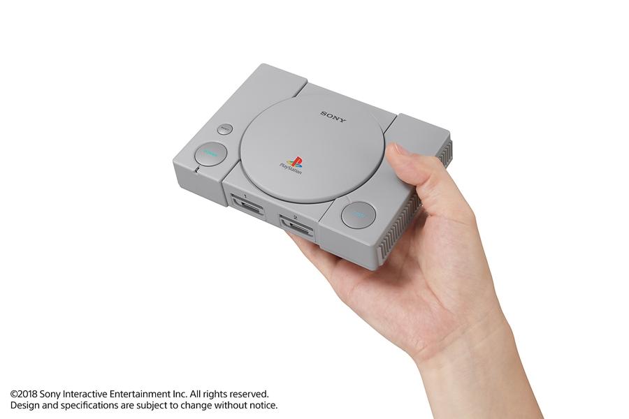 psx mini 17 - PSX Mini nadchodzi za sprawą PlayStation Classic!