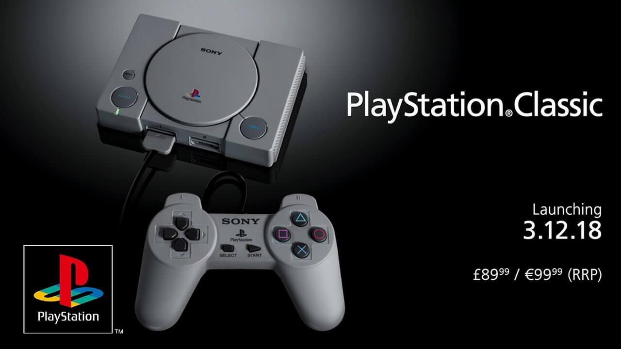 psx mini baner - PSX Mini nadchodzi za sprawą PlayStation Classic!