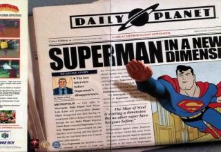 superman baner 320x220 - Prototyp gry Superman na PSX ma wkrótce trafić do sieci. Zapraszam na gameplay z gry.