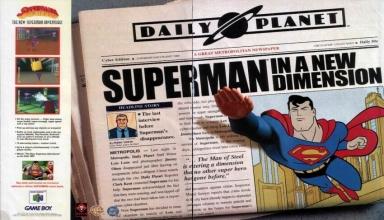 superman baner 384x220 - Prototyp gry Superman na PSX ma wkrótce trafić do sieci. Zapraszam na gameplay z gry.