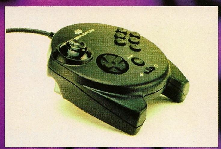 e3 1996 3d control pad - Historia targów E3 z 1996 roku. Nintendo 64 wkracza na salony.