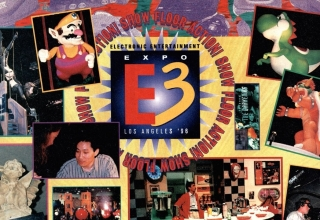 e3 1996 baner 320x220 - Historia targów E3 z 1996 roku. Nintendo 64 wkracza na salony.