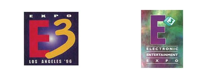 e3 1996 logo - Historia targów E3 z 1996 roku. Nintendo 64 wkracza na salony.