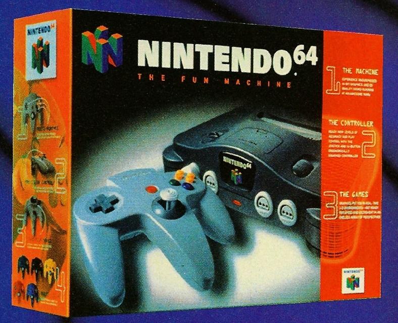 e3 1996 nintendo 64 - Historia targów E3 z 1996 roku. Nintendo 64 wkracza na salony.