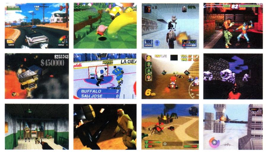 e3 1996 nintendo 64 2 - Historia targów E3 z 1996 roku. Nintendo 64 wkracza na salony.