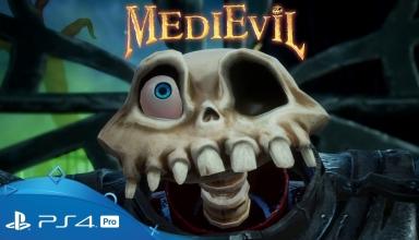 maxresdefault 384x220 - Trailer z remake MediEvil na PS4! Gra zadebiutuje w 2019 roku.