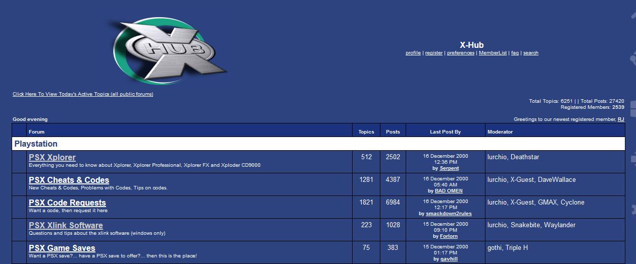 xplorer forum - Rodzina przystawek z serii Xplorer / Xploder