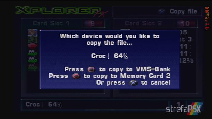 xplorer soft ps1 06 - Rodzina przystawek z serii Xplorer / Xploder