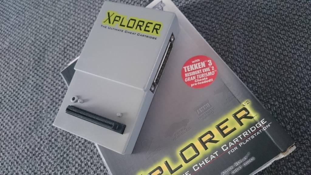 xplorer v2 - Rodzina przystawek z serii Xplorer / Xploder