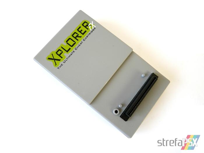 xplorer xploder psx 21 - Rodzina przystawek z serii Xplorer / Xploder