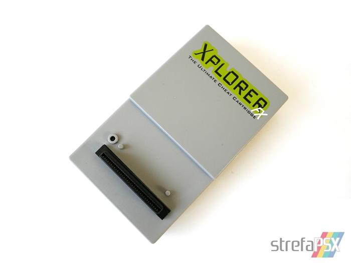 xplorer xploder psx 22 - Rodzina przystawek z serii Xplorer / Xploder