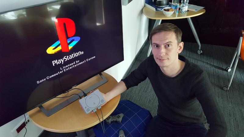 Classic 2 - Poznaliśmy wygląd oprogramowania PS Classic. Konsola bez wsparcia dla nowszych kontrolerów USB.