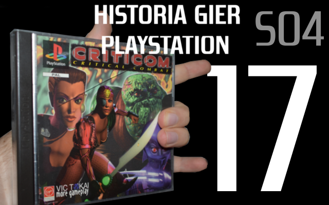 criticom - Historia Gier PlayStation