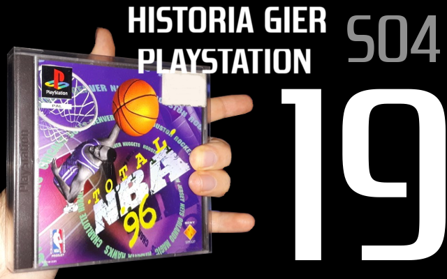 nba 96 - Historia Gier PlayStation