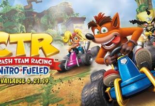 47575192 2190160631247919 8784008968511946752 n 320x220 - Crash Team Racing powraca! Klasyczny CTR powróci z opcją gry online.