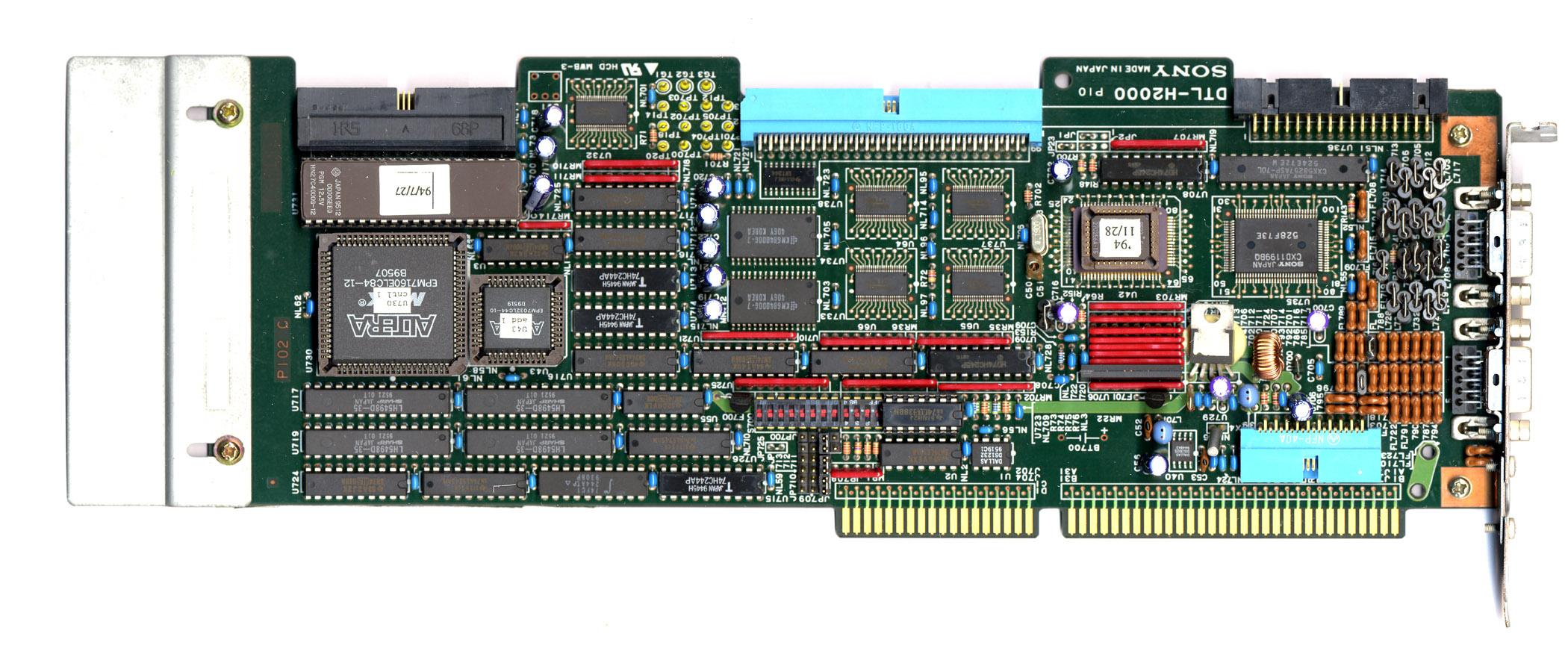 DTL H2000 PIO2 - Odkrywamy historię zestawów deweloperskich PlayStation
