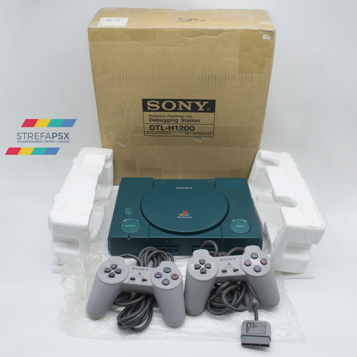 dtl h1200 playstation 07 - Odkrywamy historię zestawów deweloperskich PlayStation