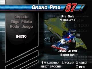 fomula one 97 2 - Limitowana edycja PlayStation Jordan Grand Prix. Niezwykła historia premiery gry Formula 1 97.
