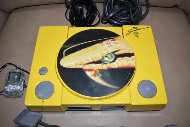 playstation f197 limited edition - Limitowana edycja PlayStation Jordan Grand Prix. Niezwykła historia premiery gry Formula 1 97.