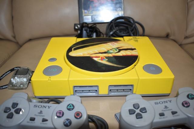 playstation f197 limited edition 13 - Limitowana edycja PlayStation Jordan Grand Prix. Niezwykła historia premiery gry Formula 1 97.