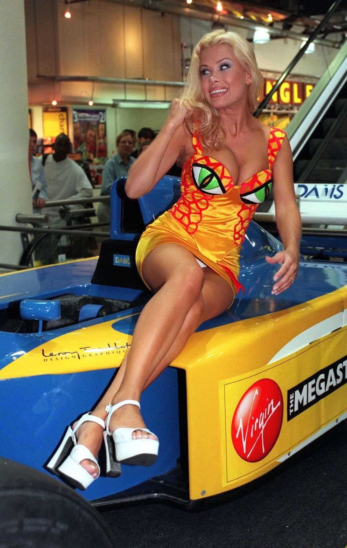playstation f197 melinda messenger 10 - Limitowana edycja PlayStation Jordan Grand Prix. Niezwykła historia premiery gry Formula 1 97.