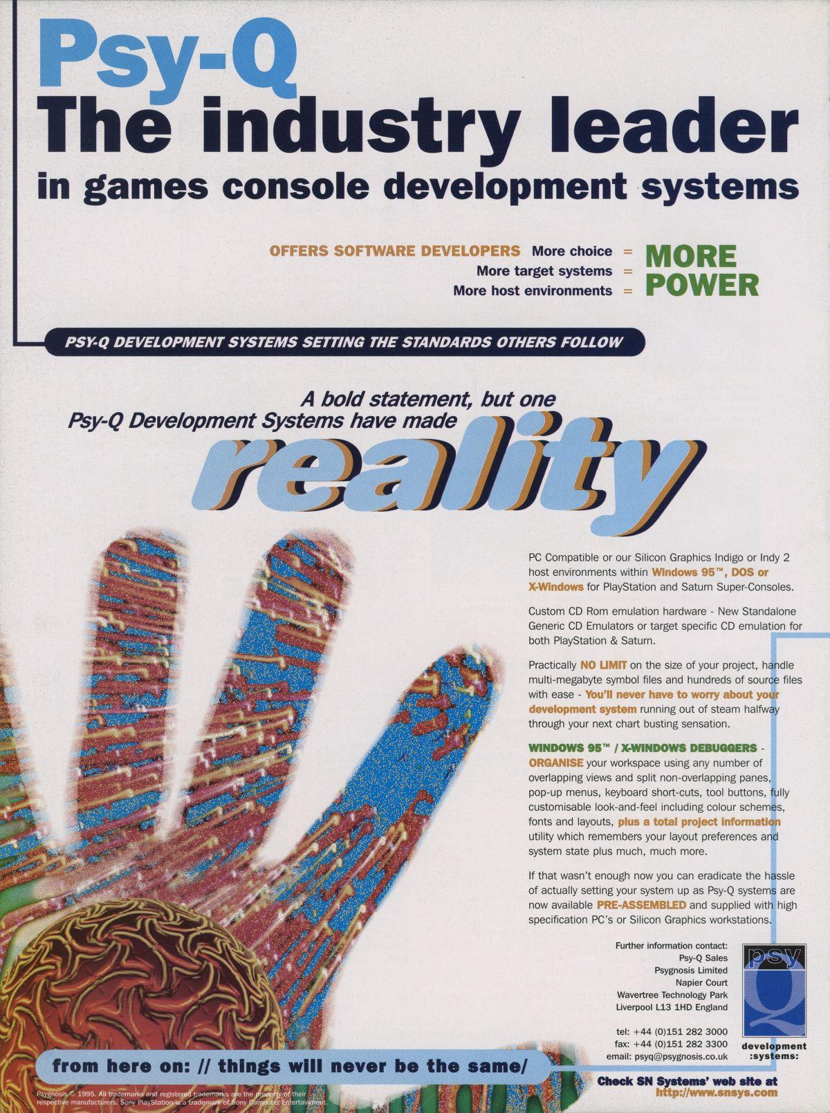 psy q playstation - Odkrywamy historię zestawów deweloperskich PlayStation