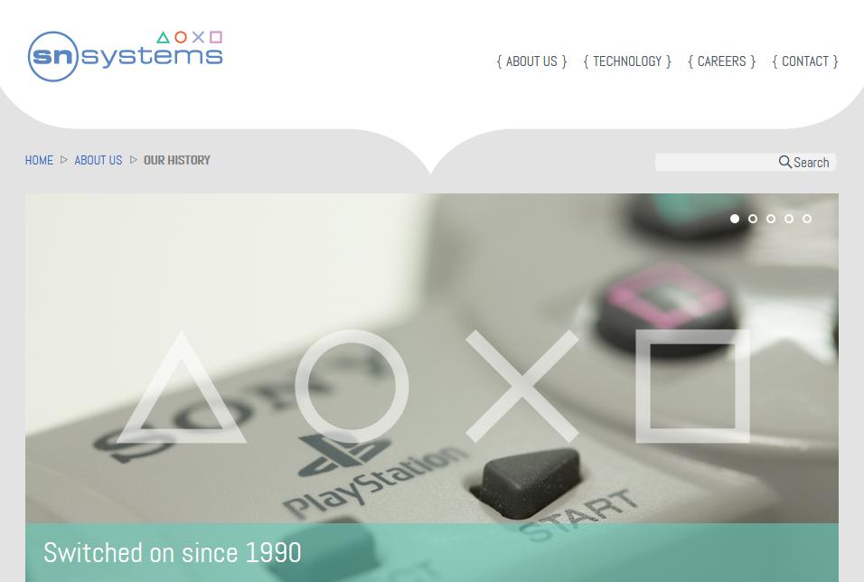 snsystems logo new - Odkrywamy historię zestawów deweloperskich PlayStation