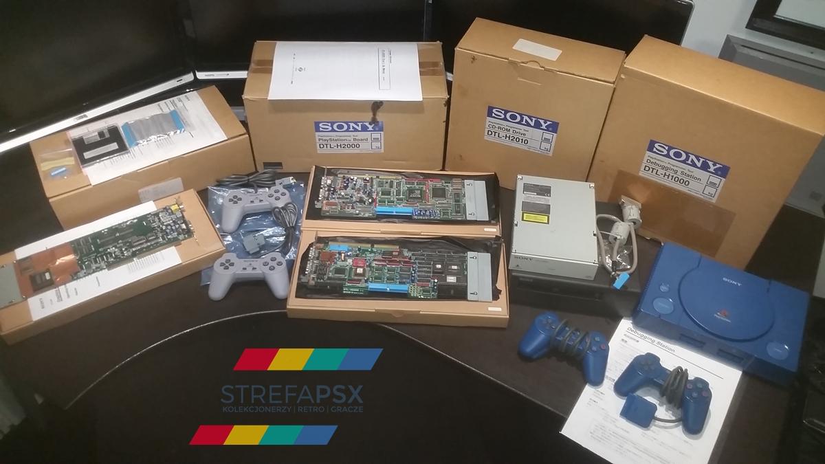 zestaw deweloperski playstation08 - Odkrywamy historię zestawów deweloperskich PlayStation