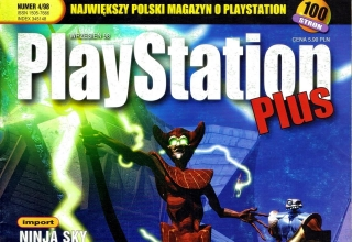 playstation plus magazyn 07 320x220 - PlayStation Plus 4/98