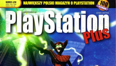 playstation plus magazyn 07 384x220 - PlayStation Plus 4/98