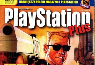 playstation plus magazyn 10 320x220 - PlayStation Plus 5/98