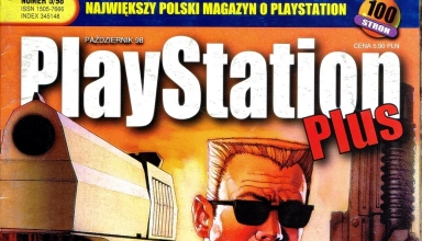 playstation plus magazyn 10 384x220 - PlayStation Plus 5/98