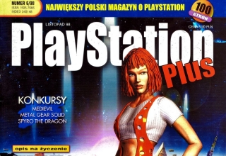 playstation plus magazyn 13 320x220 - PlayStation Plus 6/98