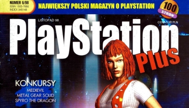 playstation plus magazyn 13 384x220 - PlayStation Plus 6/98