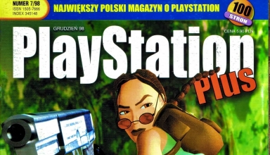 playstation plus magazyn 16 384x220 - PlayStation Plus 7/98