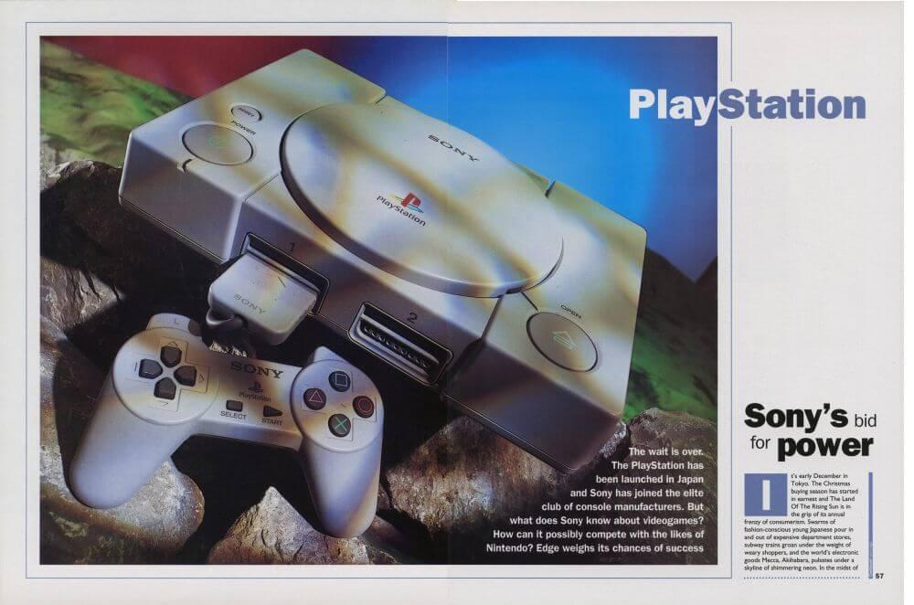 wyglad playstation 13 - Wczesny wygląd konsoli PlayStation