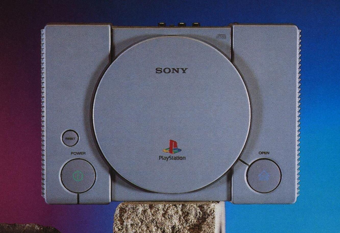 wyglad playstation 5 - Wczesny wygląd konsoli PlayStation