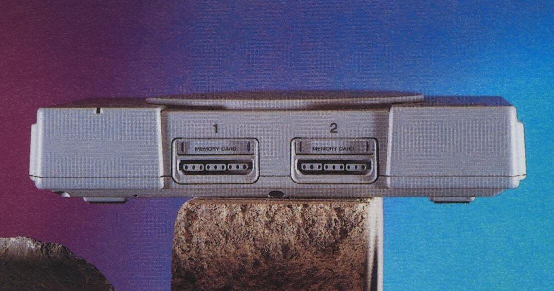 wyglad playstation 8 - Wczesny wygląd konsoli PlayStation
