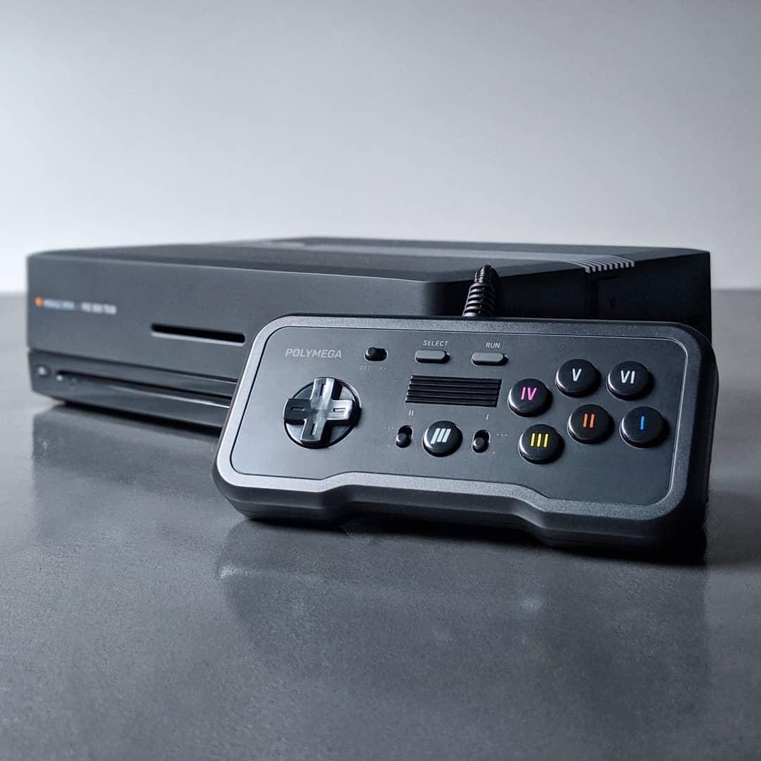 konsola polymega 10 - Nowa konsola Polymega ze wsparciem m.in. dla PlayStation oraz Sega Saturn
