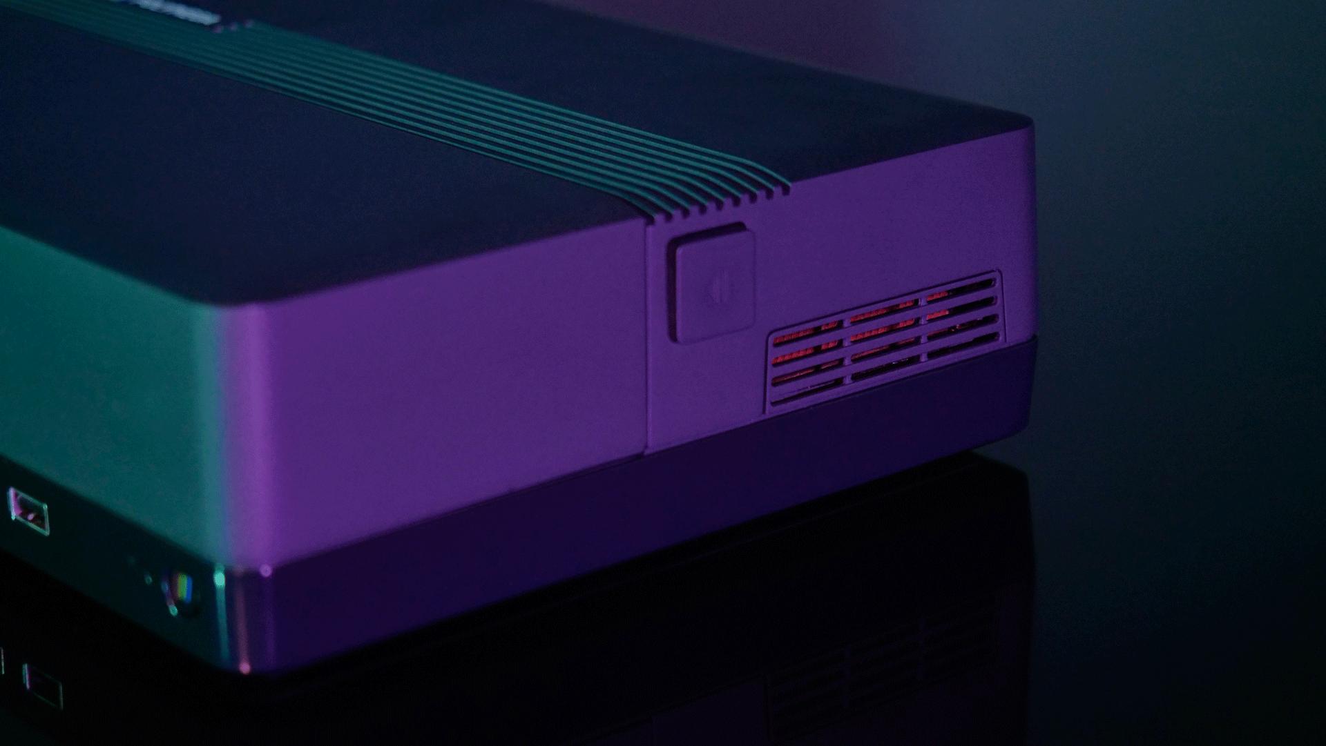 konsola polymega 5 - Nowa konsola Polymega ze wsparciem m.in. dla PlayStation oraz Sega Saturn