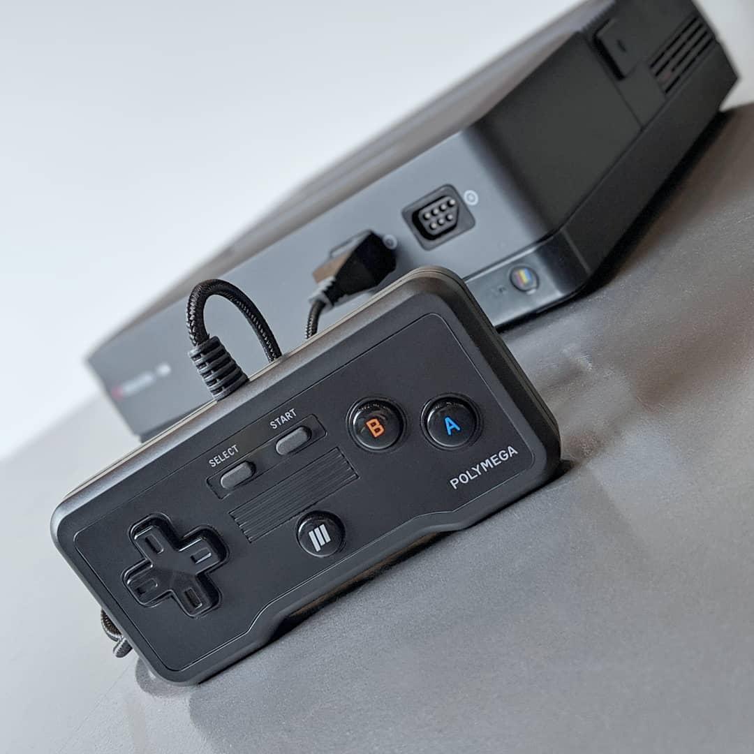 konsola polymega 7 - Nowa konsola Polymega ze wsparciem m.in. dla PlayStation oraz Sega Saturn