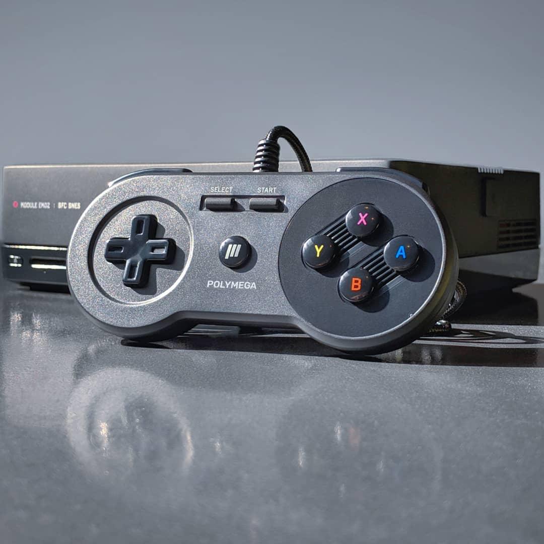 konsola polymega 8 - Nowa konsola Polymega ze wsparciem m.in. dla PlayStation oraz Sega Saturn
