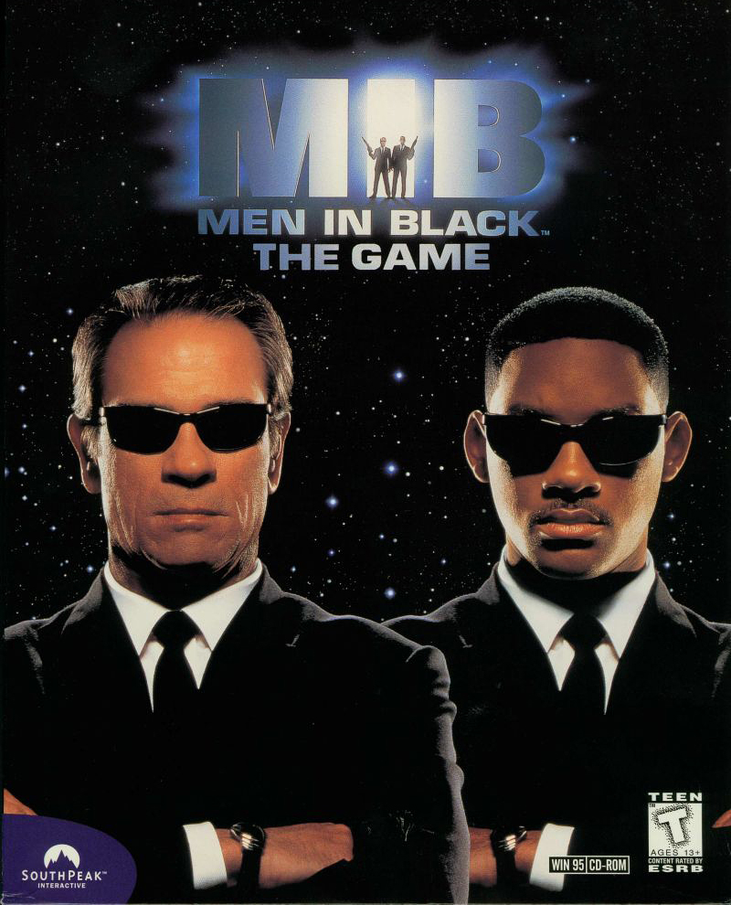 men in black game pc - Limitowana edycja PlayStation Men in Black
