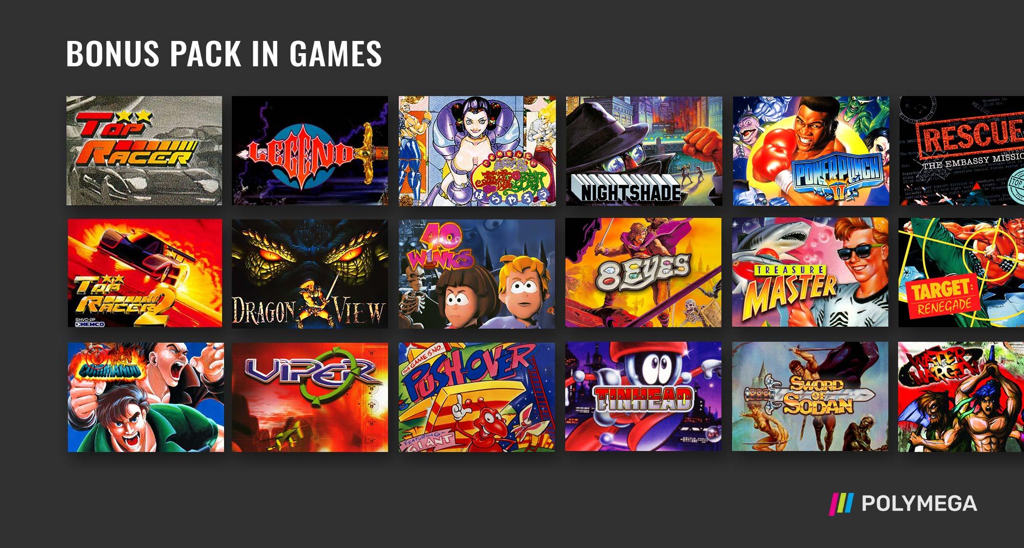 polymega gry - Nowa konsola Polymega ze wsparciem m.in. dla PlayStation oraz Sega Saturn