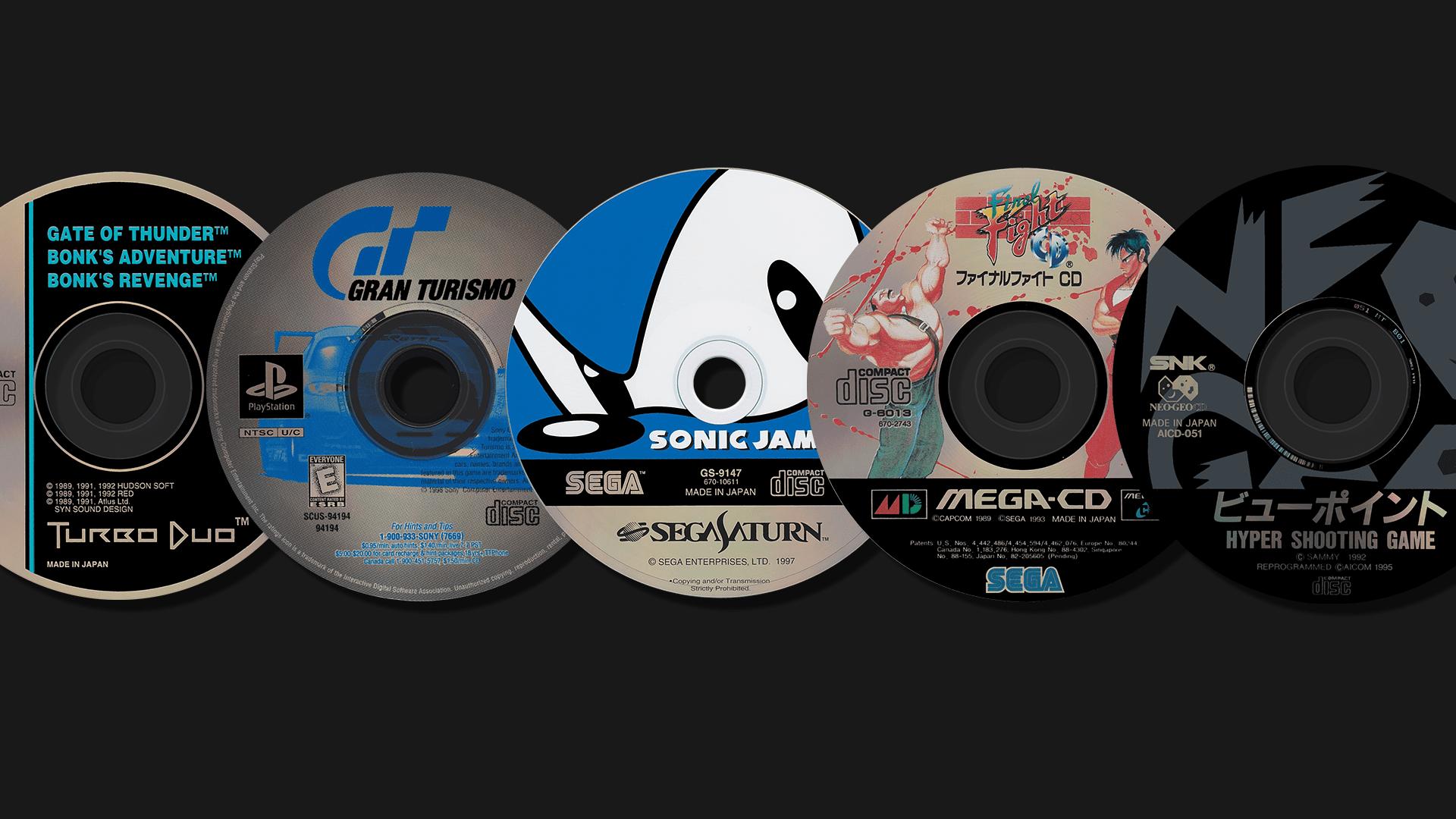 polymega gry 4 - Nowa konsola Polymega ze wsparciem m.in. dla PlayStation oraz Sega Saturn