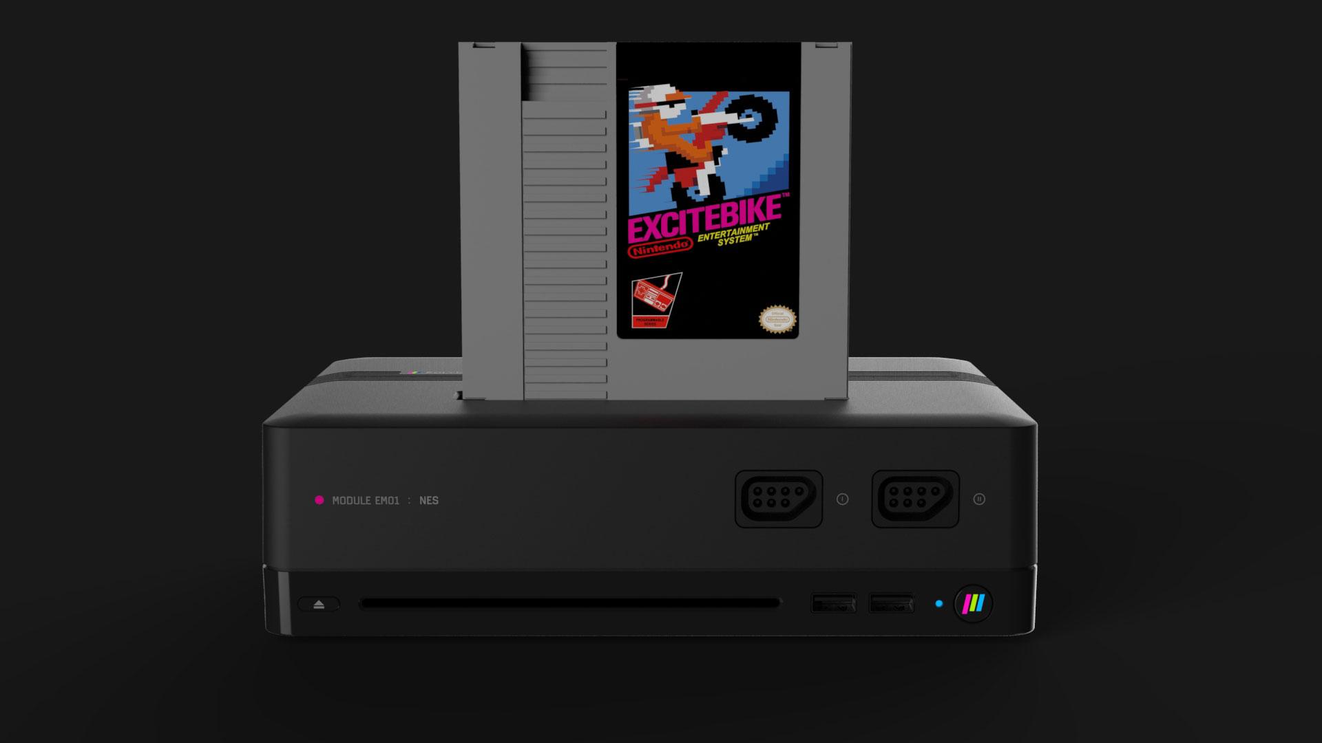 polymega nes 2 - Nowa konsola Polymega ze wsparciem m.in. dla PlayStation oraz Sega Saturn