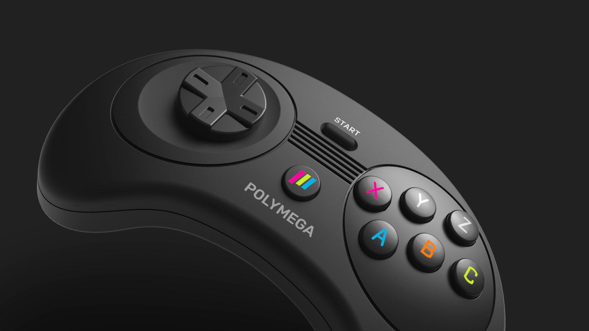 polymega sega 3 - Nowa konsola Polymega ze wsparciem m.in. dla PlayStation oraz Sega Saturn